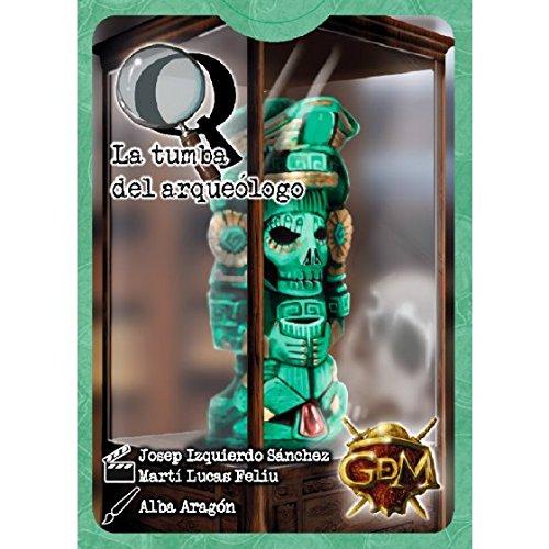 GM Games- Serie q: Tumba arqueólogo. GDM124