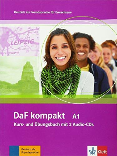 DaF kompakt A1 : Kurs- und Ubungsbuch (2CD audio) par Christoph Wortberg