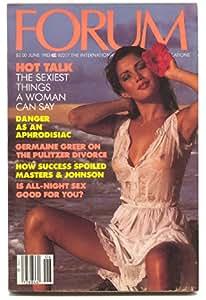 1983 June Penthouse Forum Magazine Vintage Men S Adult