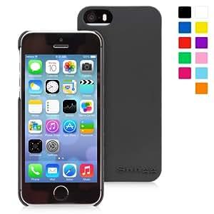 Snugg Coque ultra fine antidérapante et douce au toucher pour Apple iPhone 5 / 5S