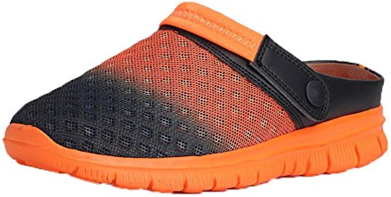 riou hommes femmes occasionnel deux mailles classique de chaussures chaussures de sandales et sandales de chaussures plage f7533f