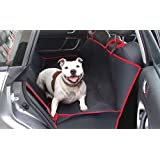 Grande cubierta impermeable posterior auto asiento Pet Protector, Universal Fit
