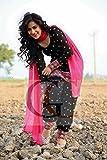 Salwar Suit Women's Pink Cotton Dress Ma...