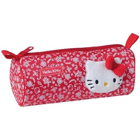 Hello Kitty Estuche de lápices Cara