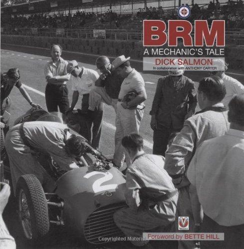BRM - A Mechanic's Tale por Richard Salmon