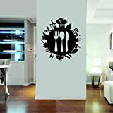 #7: SYGA Special Kitchen Designer Wall Stickers