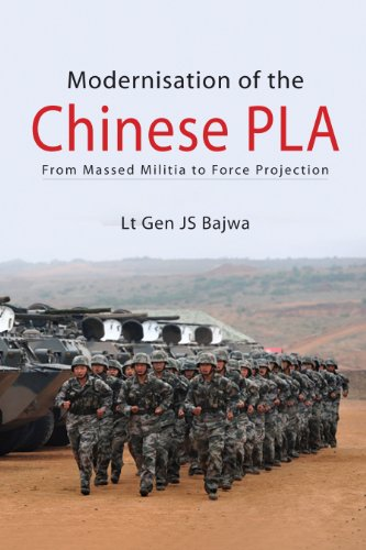 Modernisation of the Chinese PLA: From Massed Militia to Force Projection por J. S. Bajwa