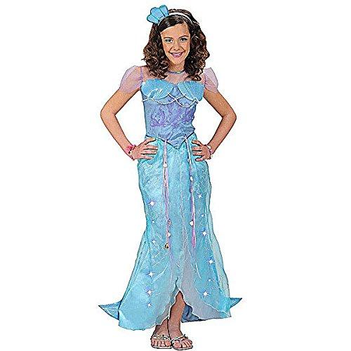 Meerjungfrau Kostüm für (Up Kostüme Für Mädchen Licht)