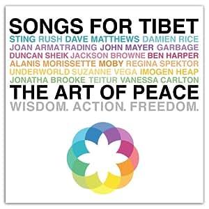 Songs for Tibet...Art of Peace