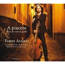 A Piacere: Música Para Viola Da Gamba