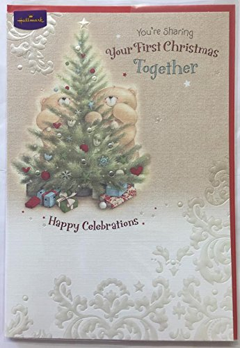 1ère Carte de Noël Together Forever Friends
