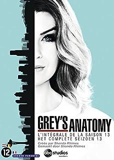 Grey's Anatomy- Integrale Saison 13 (B074G9CDZS) | Amazon Products