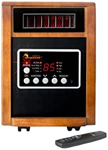 Dr Infrared Heater Dr998 1500w Advanced Dual Heating