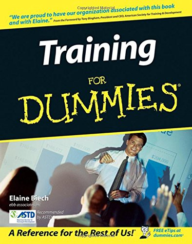 Training For Dummies (For Dummies Series)