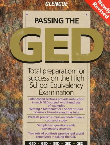 Passing the GED: Total Preparation for Success on the High School Equivalency Examination by McGraw-Hill Companies (1997-01-30) par McGraw-Hill Companies;Linda L. Barnes