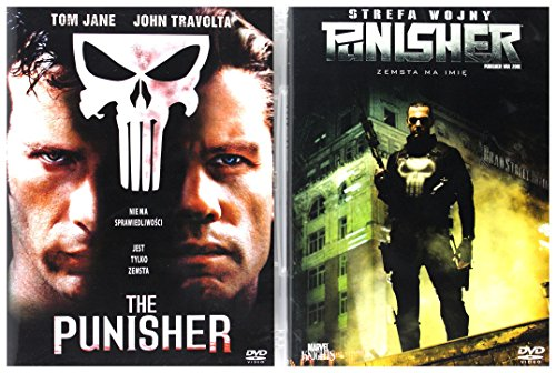 Film Punisher Der (Punisher, The / Punisher: War Zone [2DVD] [Region 2] (IMPORT) (Keine deutsche Version))