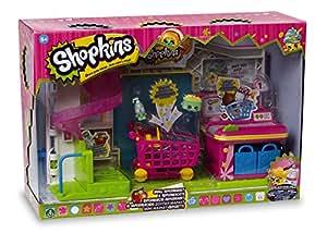 Giochi Preziosi 70560081 - Shopkins Supermarkt Spielset