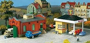 Auhagen - Edificio para modelismo ferroviario Escala 1:87