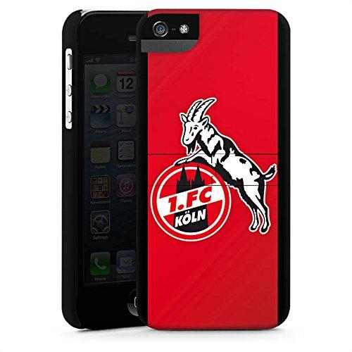 Apple iPhone 8 Plus Hülle Case Handyhülle 1. FC Köln Fanartikel Fussball Premium Case StandUp