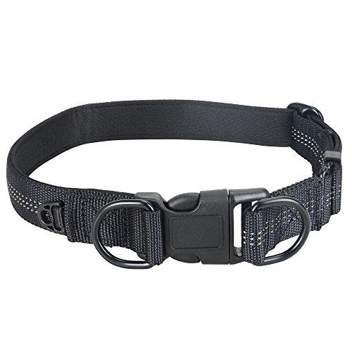 ewolee-collari-per-cani-collare-riflettenti-e-regolabile-cane-43-60cm-per-gli-animali-domestici-univ