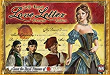 Alderac Entertainment Group aeg5122 carta de amor Premium Edition Game