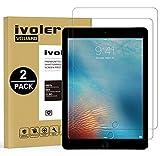 iVoler [2 Pack] Pellicola Vetro Temperato per iPad 9.7 Pollici 2018 / iPad 9.7...