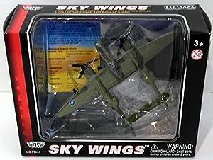 Sky Wings - Avión a Escala, 1:100 (77025)