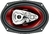 """Best Haut-parleurs BOSS Audio voiture - Couple DE DIFFUSANTS Haut Parleur OVALES 6"""" X Review"""