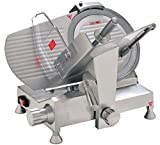 Quattro HDS300 12 inch - 300mm Catering Meat Slicer With Emergency Stop Button