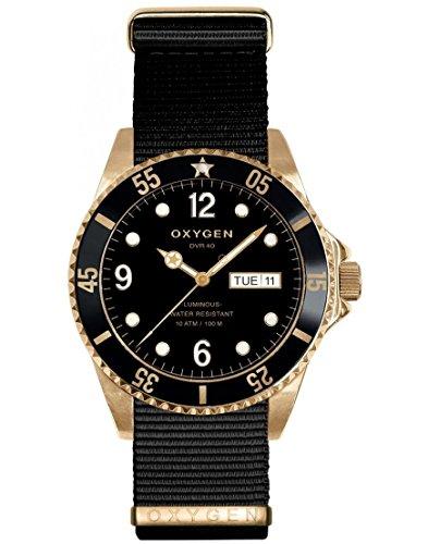 Oxygen Reloj de cuarzo Woman Diver 40