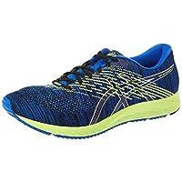 ASICS Gel-Ds Trainer 24, Men's Road Running Shoes, Multicolour (Illusion Blue/Black), 41.5 EU