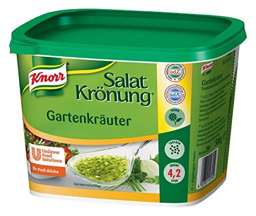 Knorr Salatkrönung Gartenkräuter 500 g, 1er Pack (1 x 0.5 kg)
