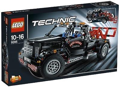 LEGO TECHNIC 9395 Pick-up Remolcador por LEGO
