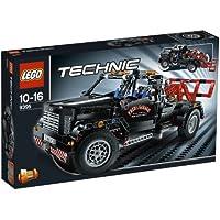 LEGO Technic - 9395 - Jeu de Construction - Le Pick-Up Dépanneuse