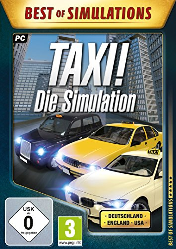Taxi! - Die Simulation - [PC]
