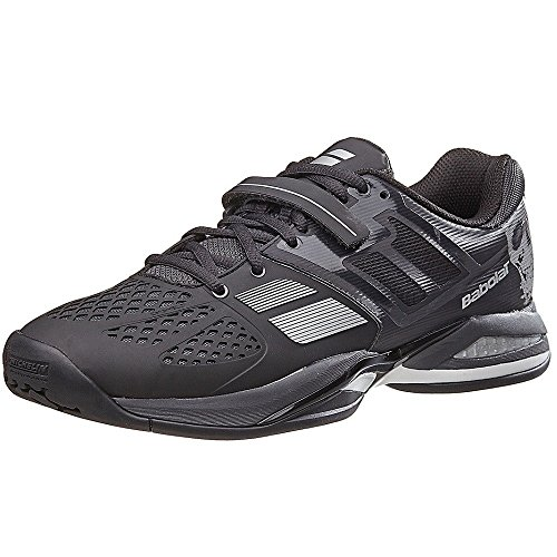 Babolat Propulse Clay M Wider LTD Black Skulls 2016 terra battuta Scarpe da tennis nero schwarz