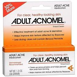 Adult Acnomel Acne Medication Cream, 1.3 Oz