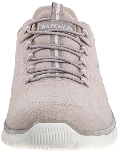 Skechers Damen Empire Take Charge Sneakers Grau (Tpe)
