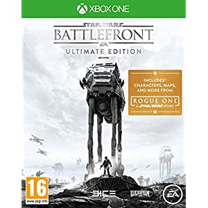 Star Wars Battlefront Ultimate Bundle  XBOX ONE