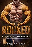 Rocked: Elemental Warriors (A Sci-Fi Alien Warrior Paranormal Romance)