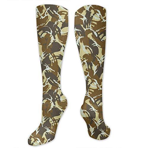Fi Kostüm Sci Girl - Gped Kniestrümpfe,Socken, Sci Fi Space Marine Camo Women's Girls Knee High Socks Sports Stockings Football Long Socks