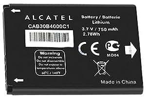 Batterie d'origine Alcatel CAB2170000C1 peut remplacer la B-U8C B-U9X CAB20G0000C1 CAB2170000C2 CAB217000C21 CAB3010010C1 CAB30B4000C1 CAB30M0000C1 CAB30U0000C1 CS-OT383SL OT-BY10 OT-BY20 Compatible Alcatel Crystal Alcatel One Touch 103 Alcatel One Touch 103A Alcatel One Touch 106 Alcatel One Touch 203 Alcatel One Touch 203A Alcatel One Touch 203E Alcatel One Touch 204 Alcatel One Touch 206 Alcatel One Touch 216 Alcatel One Touch 222 Alcatel One Touch 222A Alcatel One Touch 255 Alcatel One Touch 255A Alcatel One Touch 255D Alcatel One Touch 305 Alcatel One Touch 305A Alcatel One Touch 321 Alcatel One Touch 355 Alcatel One Touch 355A Alcatel One Touch 355D Alcatel One Touch 380 Alcatel One Touch 383 Alcatel One Touch 383A Alcatel One Touch 508 Alcatel One Touch 508PTT Alcatel One Touch 565 Alcatel One Touch 565A Alcatel One Touch 600 Alcatel One Touch 600A Alcatel One Touch 660 Alcatel One Touch 660A Alcatel One Touch 706 Alcatel One Touch 706A Alcatel One Touch S319 Alcatel One Touch S320 Alcatel One Touch S520 Alcatel One Touch S621 Alcatel One Touch S626 Alcatel One Touch V570 Alcatel OT-103 Alcatel OT-103A Alcatel OT-106 Alcatel OT-203 Alcatel OT-203A Alcatel OT-203E Alcatel OT-204 Alcatel OT-206 Alcatel OT-216 Alcatel OT-222 Alcatel OT-222A Alcatel OT-255 Alcatel OT-255A Alcatel OT-255D Alcatel OT-305 Alcatel OT-305A Alcatel OT-355 Alcatel OT-355A Alcatel OT-355D Alcatel OT-380 Alcatel OT-383 Alcatel OT-383A Alcatel OT-508 Alcatel OT-508PTT Alcatel OT-565 Alcatel OT-565A Alcatel OT-600 Alcatel OT-600A Alcatel OT-660 Alcatel OT-660A Alcatel OT-706 Alcatel OT-706A Alcatel OT-S319 Alcatel OT-S320 Alcatel OT-S321 Alcatel OT-S520 Alcatel OT-S621 Alcatel OT-S626 Alcatel OT-V570