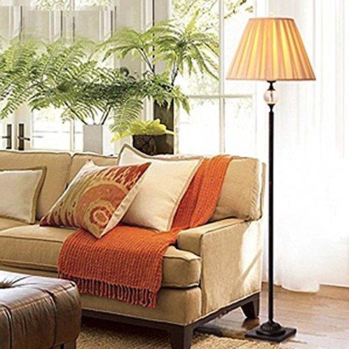 Licht Flagship-Store Stehlampe Wohnzimmerlampe Schlafzimmer Nachttischlampe modernen minimalistischen amerikanischen Standleuchten Beleuchtung (Energieeffizienzklasse A +)