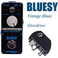 easyshop Aroma aby-3 azzurri epoca blues effetto overdrive a pedale effetto a pedale chitarra