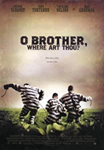O BROTHER, WHERE ART THOU?, Poster, Affiche (68,5cm x 101,5cm)