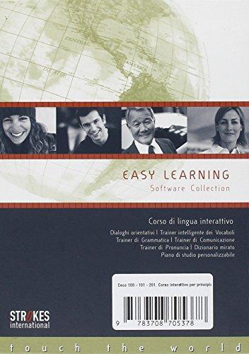 Ceco 100-101-201. Corso interattivo per principianti-Corso interattivo avanzato-Corso interattivo business. 3 CD Audio e 3