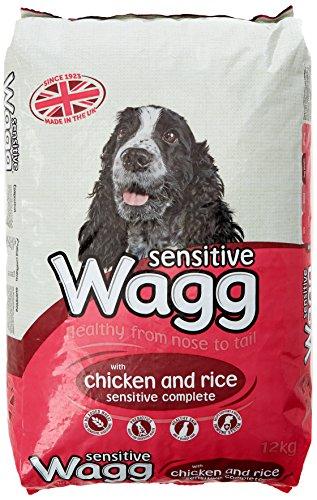 Wagg Dog Food Sensitive Dry Mix 1