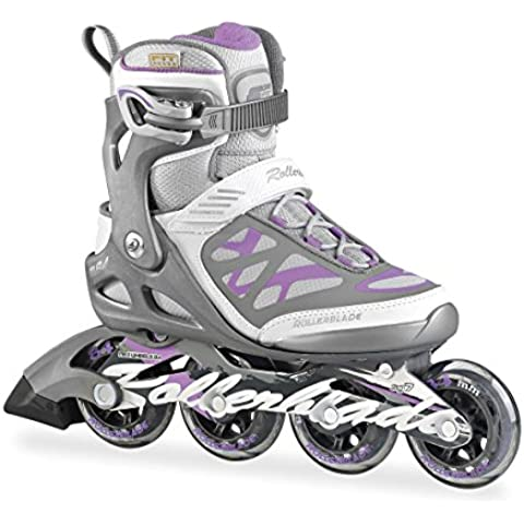 Rollerblade Macroblade 84 W Pattino in Linea, Donna, 255