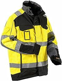 """Blakläder Winterjacke """"High-Vis"""" Klasse 2 Größe XL in gelb/Schwarz , 1 Stück, , 485118113399XL"""