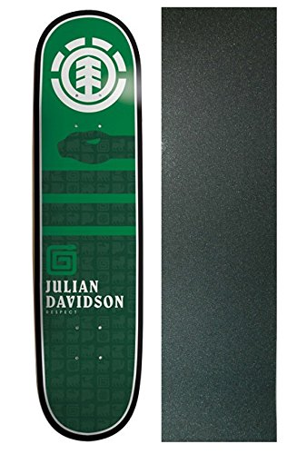 element-skateboard-deck-davidson-chromatics-775-with-griptape